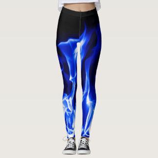 Le feu bleu legging