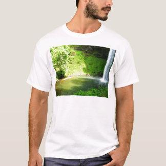 Le fond de chute t-shirt
