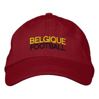 LE FOOTBALL DE BELGIQUE CASQUETTE BRODÉE