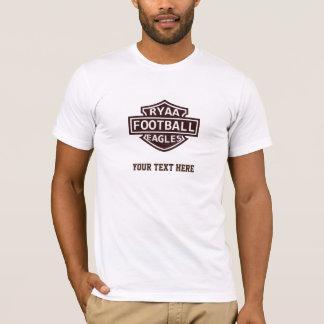 Le football de RYAA T-shirt