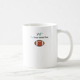 Le football de YAF Mug Blanc