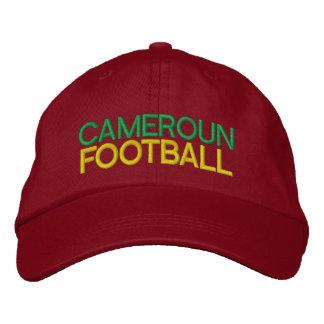 LE FOOTBALL DU CAMEROUN CASQUETTE BRODÉE