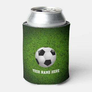 Le football du football | de Personalizable sur Rafraichisseur De Cannettes