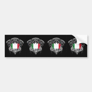Le football Italie Autocollant De Voiture
