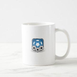 Le football mug