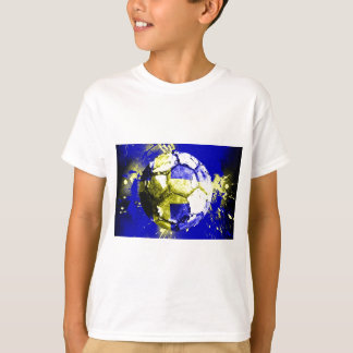 le football Suède T-shirt
