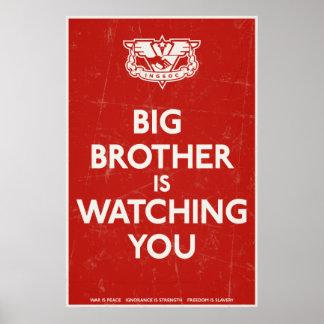 Le frère vous observe imprimer