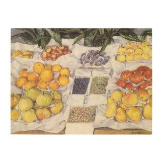 Le fruit se tiennent prêt Gustave Caillebotte, art