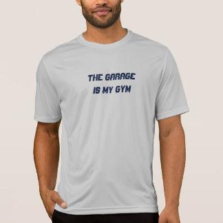 Le garage est le T-shirt de mes hommes faits sur