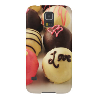 Le gâteau mord l'amour coque galaxy s5