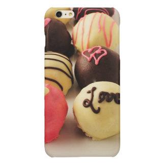 Le gâteau mord l'amour doux