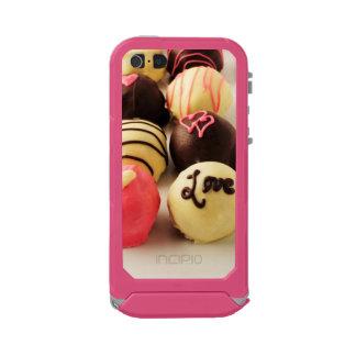 Le gâteau mord l'amour doux coque iPhone 5 incipio ATLAS ID™