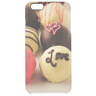 Le gâteau mord l'amour doux coque iPhone 6 plus