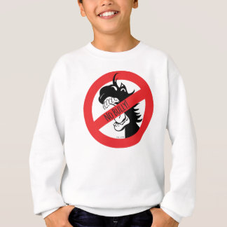 Le gland mord le sweatshirt de despotes