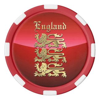 Le grand joint de l'Angleterre Rouleau De Jetons De Poker