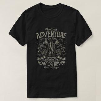 Le grand T-shirt d'aventure