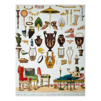 Le grec ancien cartes postales