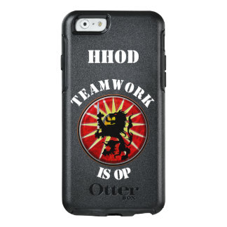 le HHOD-travail d'équipe est OP - le cas iPhone6 Coque OtterBox iPhone 6/6s