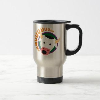 Le HIBOU BOO - Vache Mug De Voyage