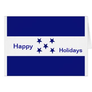 Le Honduras Carte