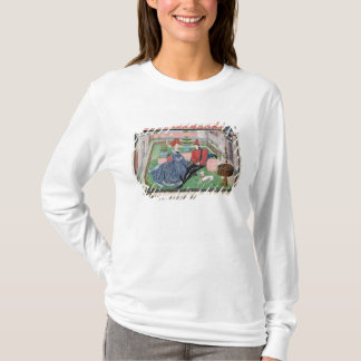 Le jardin de l'amour t-shirt