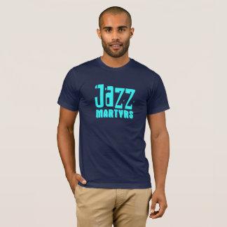 Le jazz Martyrs le T-shirt