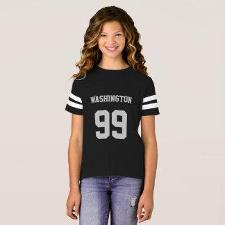 Le Jersey personnalisé T-shirt