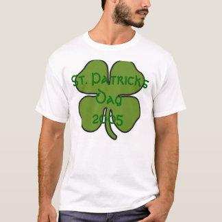 Le jour 2005 de St Patrick T-shirt