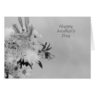 Le jour de mère carte de vœux
