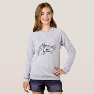 """Le """"Joyeux Noël"""" badine des sweatshirts - cadeaux"""