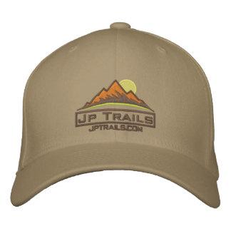 Le JP traîne le logo brun 1 de casquette