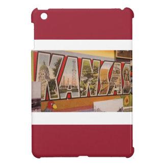 Le Kansas Coque Pour iPad Mini
