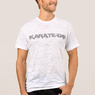 Le karaté font le T-shirt