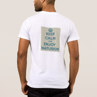 Le Keep calm t-shirt