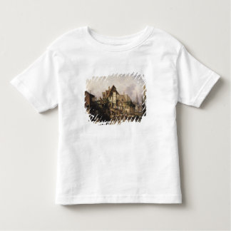 Le Lavage-House de Petits Murs T Shirts