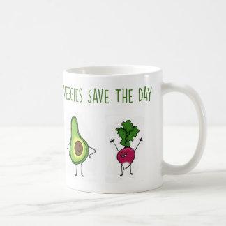 Le légume sauve la tasse d'avocat et de radis de