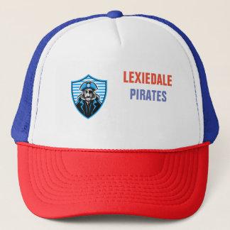Le LexieDale pirate le casquette