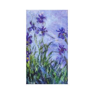 Le lilas irise des beaux-arts de Monet Toiles