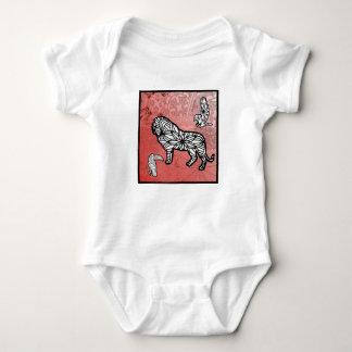 Le lion, toucan mes meilleurs amis sont T-shirt