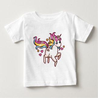 Le Llamacorn majestueux T-shirt Pour Bébé