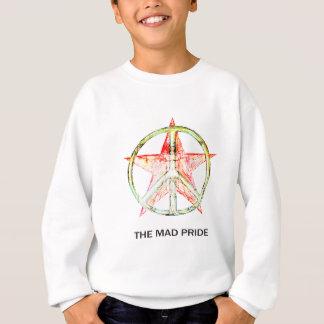 Le logo fou de fierté sweatshirt