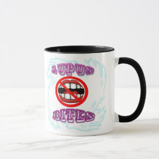 Le lupus mord la tasse