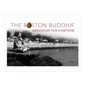 Le magasin de Boston Bouddha Cartes Postales