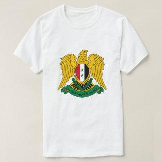 Le manteau de la Syrie du T-shirt de bras