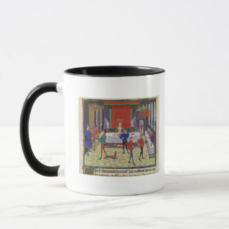 Le mariage de Renaud de Montauban et de Clarisse Mug