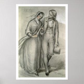 Le matin de mariage - le départ, c.1846