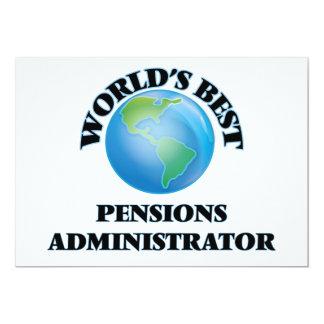 Le meilleur administrateur des pensions du monde bristols