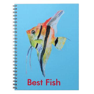 Le meilleur carnet de photo de poissons
