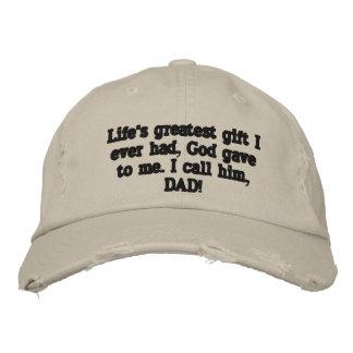 Le meilleur casquette de fête des pères jamais !
