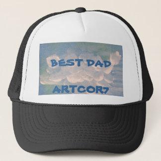 Le meilleur casquette de jour de Father de papa